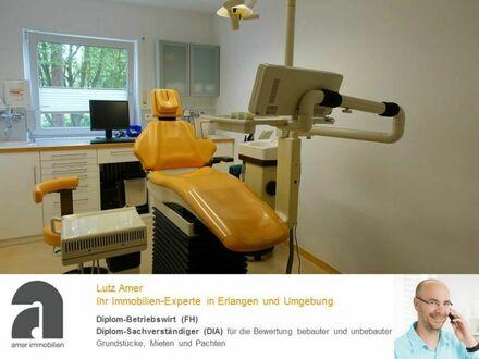 Ehemalige Zahnarztpraxis in Sieglitzhof zu vermieten × Büronutzung denkbar