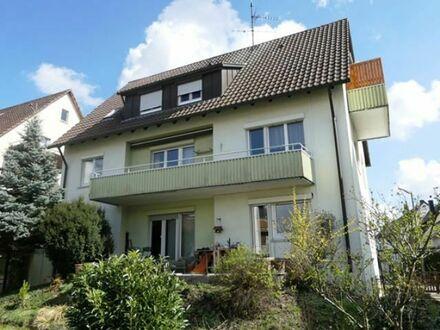 Dreifamilienhaus mit großem Grundstück
