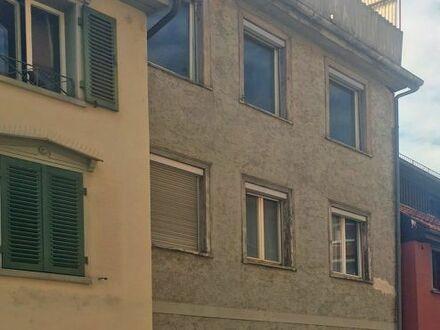 Haus im Dornröschenschlaf-Ravensburg Innenstadt