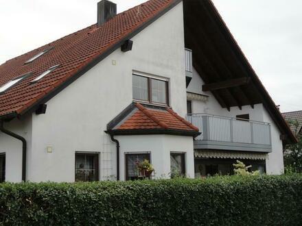 Lauingen, Große 3-Zimmer-Wohnung für 1 - 2 Personen in bester Wohnlage