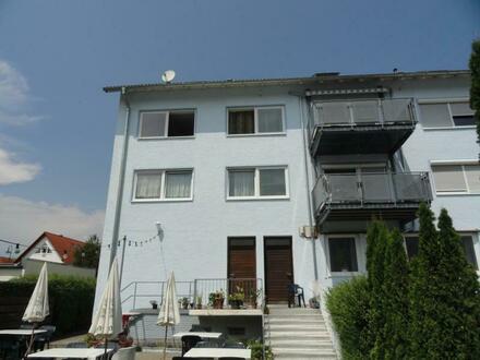 Burgau, Gewerbe mit Wohnung - aktuell vermietet