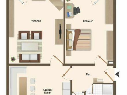 Tolle 2-Zimmer-Wohnung mit Südbalkon in Bischofsmais