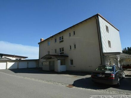 Tolle 4-Zimmer-Wohnung mit Südbalkon in Bischofsmais