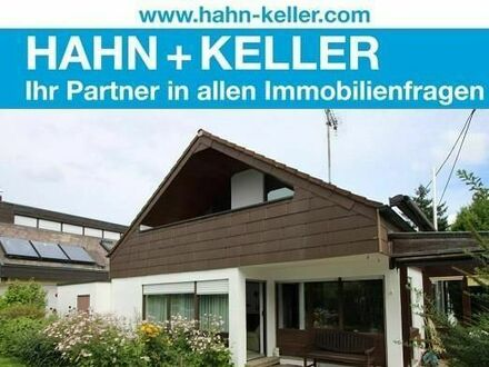 Interessantes Zweifamilienhaus in schöner Wohnlage von Rutesheim!