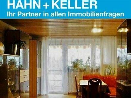 Barrierefreie 2 Zi.-Whg. mit Balkon und Weitblick!