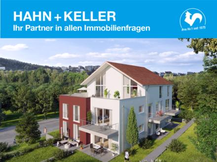 Familienfreundliche 4 Zimmer-Neubauwohnung mit gemütlicher Sonnenterrasse und eigenem Garten!