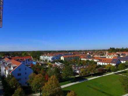 MUC-Süd - Neubiberg: Schickes Wohnen am Grünanger | 3-Zi. / 86 m² | Neubau | U5 / S7 / S3