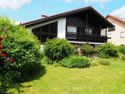 freistehende Villa in Hebertshausen VERKAUFT