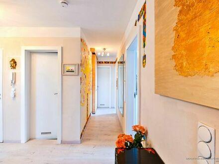 RESERVIERT -Modernisierte 4-Zimmer Wohnung über den Dächern der Stadt