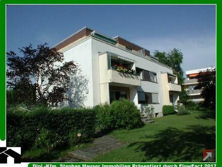 FREI! Großzügige 3,5-Zimmer-Wohnung + Hobbyraum + Garten in Eichenau in abs. ruh. SW-Lage