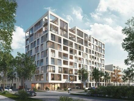 EASY - Schön geschnittene 3-Zimmer Wohnung mit Belichtung von zwei Seiten mit Terrasse und Loggia