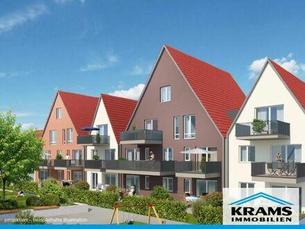 Besonderheit! 3-Zi.-Wohnung im Herzen der Stadt mit toller Süd-Terrasse und Garten!