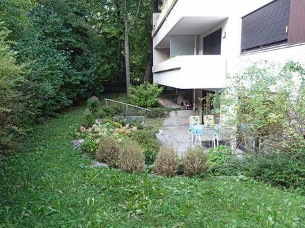 Miteinander verbundene Hobbyräume mit Tageslicht, Terrasse und Garten!