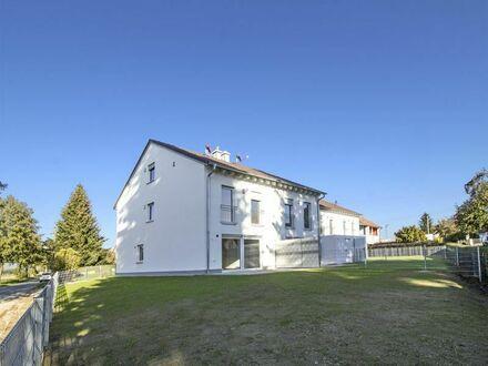 *PROVISIONSFREI* Neubau, hochwertige Doppelhaushälfte mit ca. 370 m² Grundstück