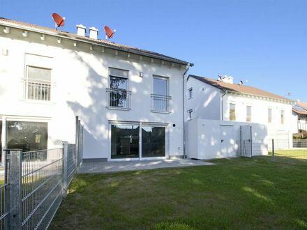 *Provisionsfrei* Fertiggestellte 6-Zimmer-Doppelhaushälfte mit großzügige Raumaufteilung und Süd/West-Terrasse