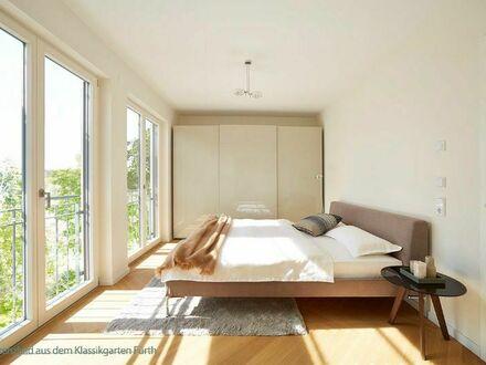 Zentrale Citylage in Erlangen! Moderne 2-Zimmer-Wohnung mit 90 m² Wohnfläche im WASSERMANN Quartier