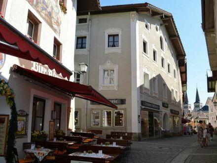 Wohn - und Geschäftshaus in Bestlage von Berchtesgaden-Fußgängerzone zu verkaufen