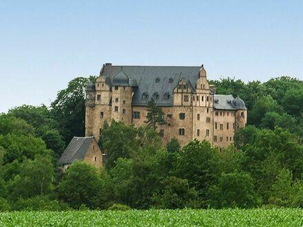 Herrschaftlich Wohnen auf Schloss & Burg Könitz