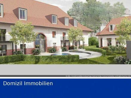 Kapitalanleger und Eigennutzer – Wohnen mit hohem Niveau in denkmalgeschütztem Ensemble in Freiburg