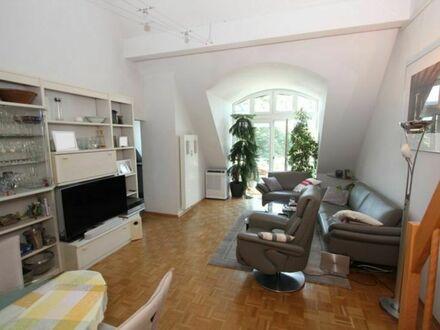 Äußerst gepflegte 3 Zi.-Galerie-Wohnung - Wohn-Nutzfläche: 98 m²