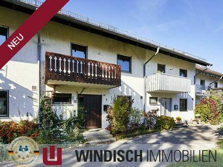 WINDISCH IMMOBILIEN - Großes Reihenhaus mit extra viel Wohnfläche - zentral in Gernlinden!