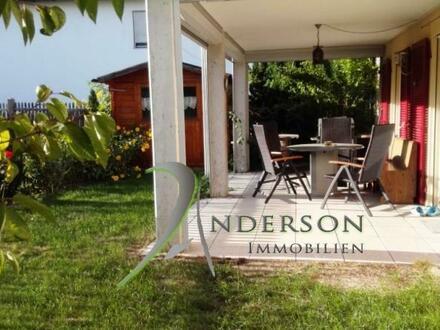 Gartenwohnung in AUDI-Nähe!
