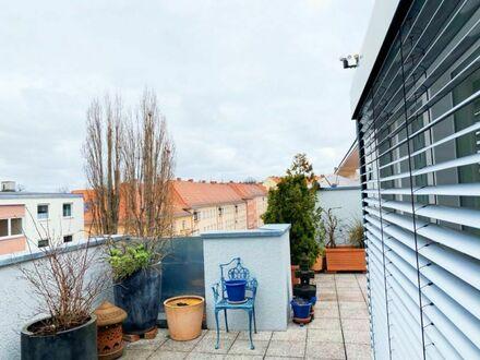 Dachterrassenwohnung (3 Zi. + Ankleide) in Nbg.-Johannis H 4303
