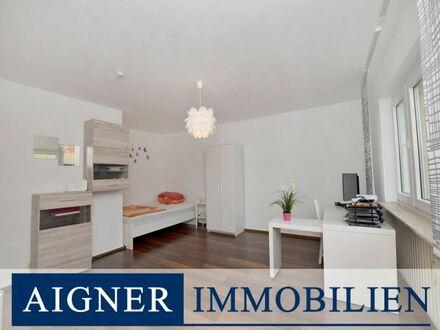 AIGNER - Gut vermietete 1 Zimmerwohnung direkt am Urselbach