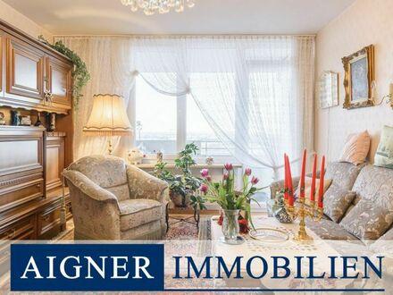AIGNER - Investition mit Weitblick! Solide vermietete 3-Zimmer-Wohnung in Neuperlach!