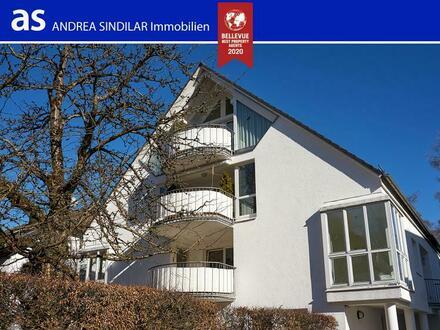 VORANKÜNDIGUNG: Ruhige und grüne Bestlage Harlaching - Frisch renovierte 2-Zimmer-Wohnung mit Loggia - Mietfrei - Bezug ab…