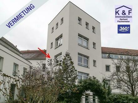 K & F Immobilien: +++ TOPLAGE IN INGOLSTADT – WOHNVERGNÜGEN IM ZENTRUM +++
