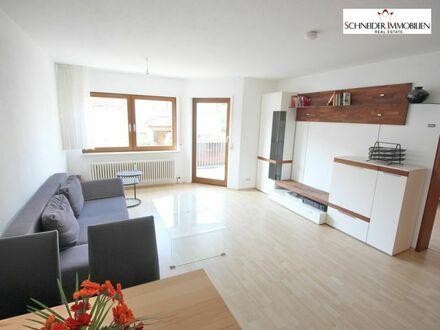 Schicke 2,5 Zimmer-Wohnung mit Stellplatz im Freien in BB-Diezenhalde