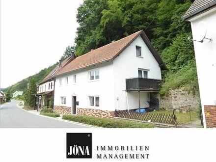 Wohnen in Sichtweite des Trebgaster Badesees! Einfamilienhaus mit Garage und Carport