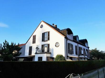 Liebevoll möblierte 2 Zi. Maisonette-Wohnung im Erdgeschoß - Nähe BMW-FIZ