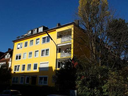 attraktive, vermietete 3 Zi. Wohnung im Herzen von Milbertshofen zu verkaufen