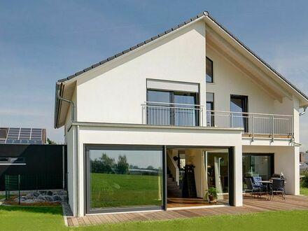 Ein großes, top - modernes Haus für eine ganze Familie