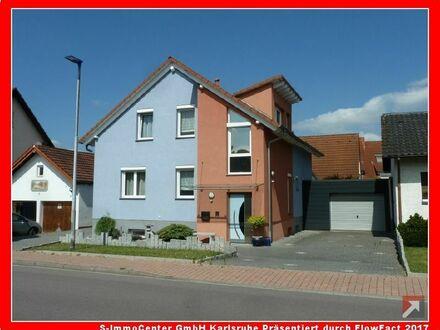 Neuwertiges, freistehendes Wohnhaus in Durmersheim