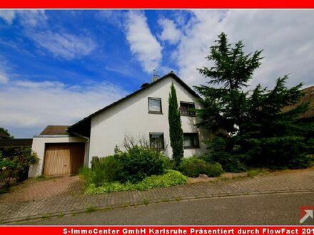 Kleinod; Ein bis Zweifamilienhaus idyllisch gelegen in Feldrandlage!
