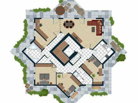 Niemand über sich! 4 Zimmer und 100 m² Dachterrasse auf 1 Ebene - FÜ-Oberfürberg