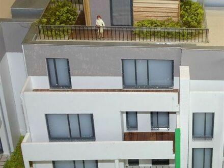 Niemand über sich! Dachgarten- Maisonette-ETW + XXL-Balkon PROVISIONSFREI