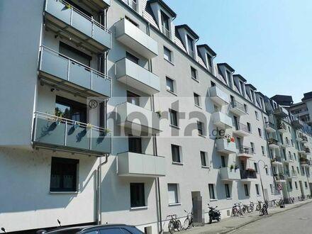 Kernsanierte 3-Zimmer-Wohnung mit 2 Balkone in KN-Petershausen
