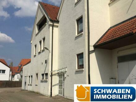 Große Bürofläche in zentraler Lage Langenaus zu vermieten!