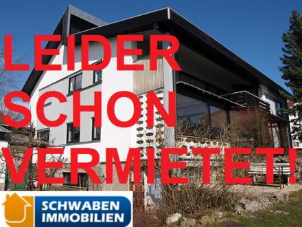 Großzügige 4,5-Zimmer-Erdgeschosswohnung in individuellem Zweifamilienhaus bei Giengen zu vermieten! 