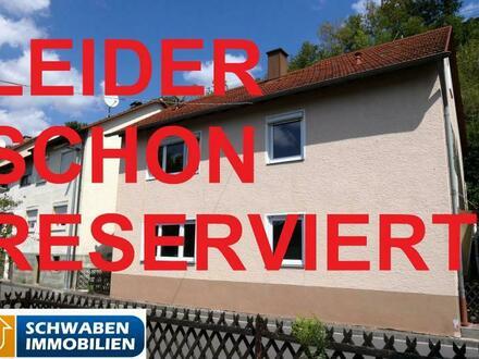 BASTLER & HEIMWERKER AUFGEPASST: Omas Häuschen bei Giengen im Bieterverfahren zu verkaufen! 