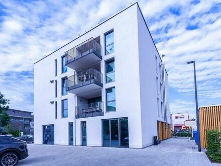 Top möblierte 3-Zimmer-Wohnung mit Balkon in Haunwöhr