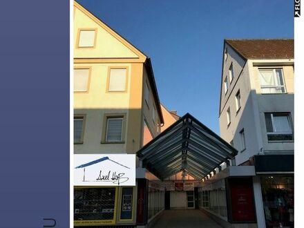 Große EG- Ladenfläche im Herzen von Crailsheim