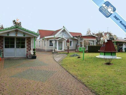 Einfamilienhaus mit Einliegerwohnung und Poolbereich auf sonnigem Grundstück in Schöneiche b. Berlin
