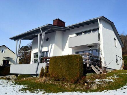 Keine Käuferprovision! Architekten-Haus mit Ausblick