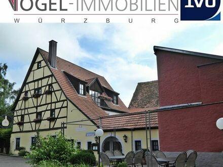 • • • Gemütliche Gaststätte in Sommerhausen • • •