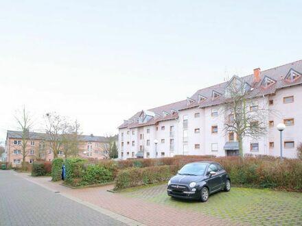 Kleines Häuschen: Helle 3-Zimmer Maisonettewohnung mit Garage und Stellplatz